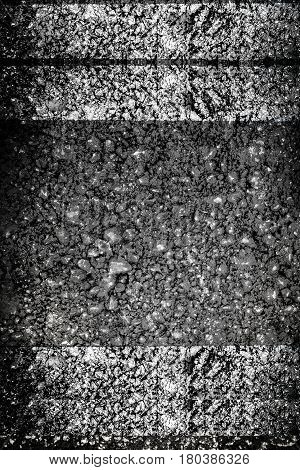 tar and stones of asphalt road  texture  background texture background