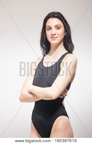One Young Woman, Smrik Swimmer Swimsuit