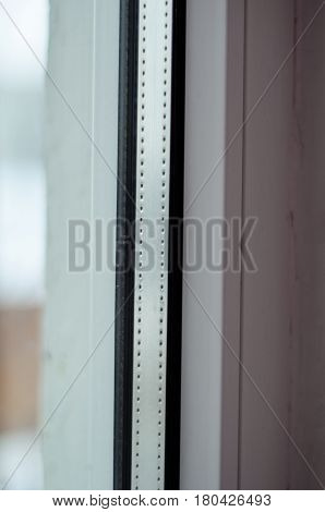 Detail Photo Of The Window Profile