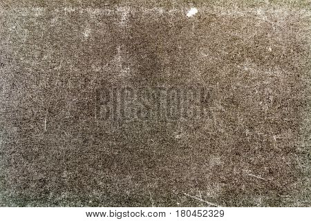 Old black paper texture with scratches and abrasions. Abstract background