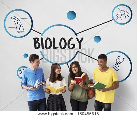 Biology chromosome molecular structure laboratory research