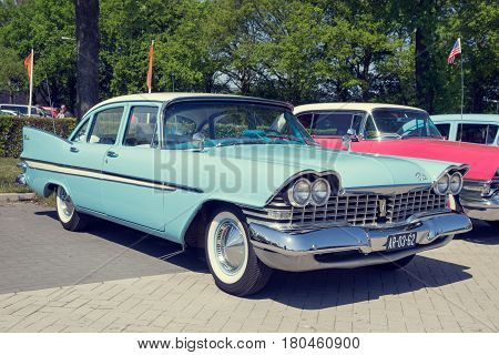 1959 Plymouth Belvedere Classic Car