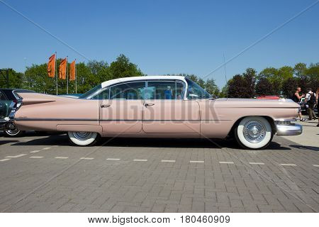 1959 Cadillac Sedan De Ville Classic Car