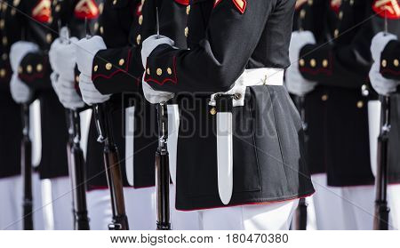 United States Marine Corps in United States of America