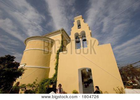 Corfu Church