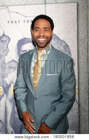 LOS ANGELES - APR 4:  Kevin Carroll at the Premiere Of HBO's