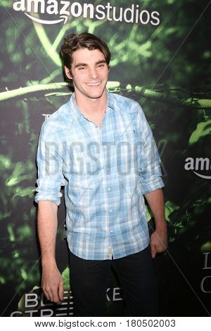 LOS ANGELES - APR 5:  RJ Mitte at the