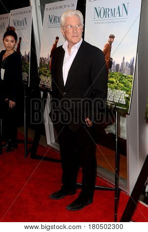 LOS ANGELES - APR 5:  Richard Gere at the