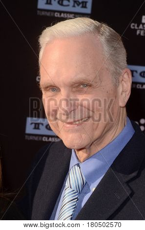 LOS ANGELES - APR 6:  Keir Dullea at the 2017 TCM Classic Film Festival Opening Night Red Carpet at the TCL Chinese Theater IMAX on April 6, 2017 in Los Angeles, CA