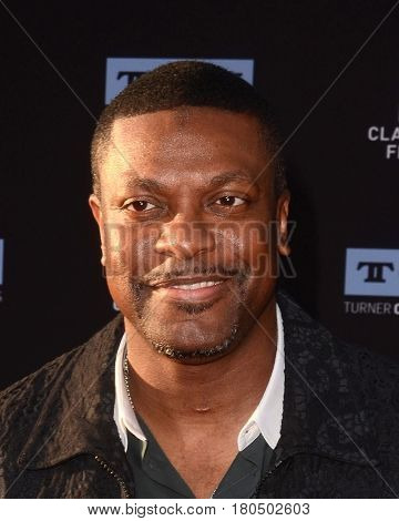 LOS ANGELES - APR 6:  Chris Tucker at the 2017 TCM Classic Film Festival Opening Night Red Carpet at the TCL Chinese Theater IMAX on April 6, 2017 in Los Angeles, CA