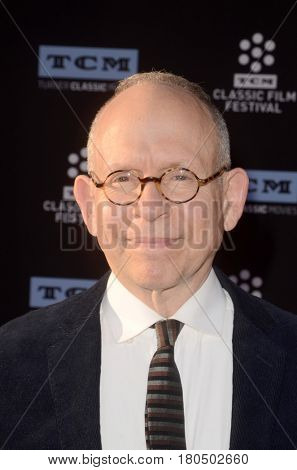 LOS ANGELES - APR 6:  Bob Balaban at the 2017 TCM Classic Film Festival Opening Night Red Carpet at the TCL Chinese Theater IMAX on April 6, 2017 in Los Angeles, CA