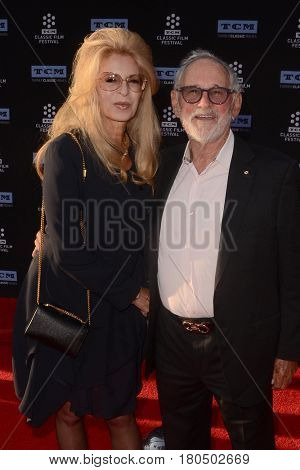 LOS ANGELES - APR 6:  Guest, Norman Jewison at the 2017 TCM Classic Film Festival Opening Night Red Carpet at the TCL Chinese Theater IMAX on April 6, 2017 in Los Angeles, CA