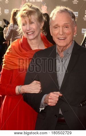 LOS ANGELES - APR 6:  Guest, Dick Cavett at the 2017 TCM Classic Film Festival Opening Night Red Carpet at the TCL Chinese Theater IMAX on April 6, 2017 in Los Angeles, CA