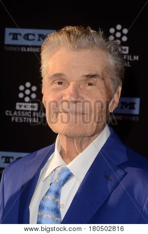 LOS ANGELES - APR 6:  Fred Willard at the 2017 TCM Classic Film Festival Opening Night Red Carpet at the TCL Chinese Theater IMAX on April 6, 2017 in Los Angeles, CA
