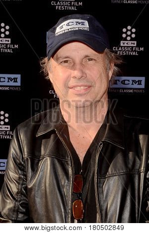 LOS ANGELES - APR 6:  Todd Fisher at the 2017 TCM Classic Film Festival Opening Night Red Carpet at the TCL Chinese Theater IMAX on April 6, 2017 in Los Angeles, CA