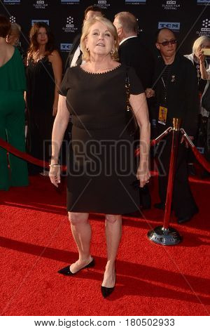 LOS ANGELES - APR 6:  Suzanne Lloyd at the 2017 TCM Classic Film Festival Opening Night Red Carpet at the TCL Chinese Theater IMAX on April 6, 2017 in Los Angeles, CA