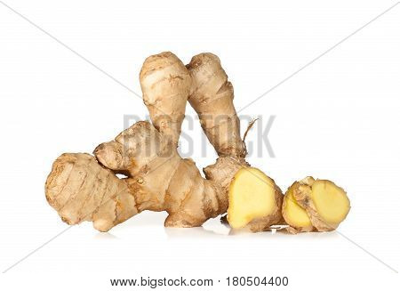 Root Ginger, Zingiber Officinalis.