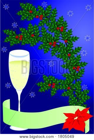 Christmas, Vector Illustration