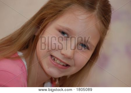 Portrait Of A Young Girl 12