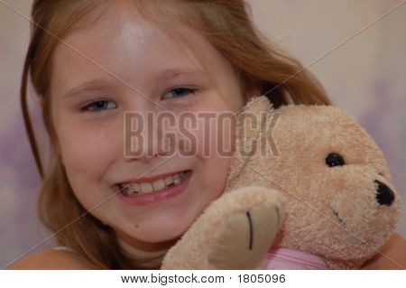 Portrait Of A Young Girl 7