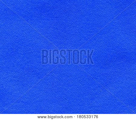 Blue Nonwoven Polypropylene Fabric Texture Background