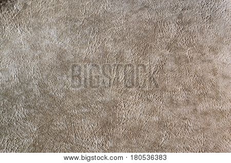 Velour Texture Fabric Background
