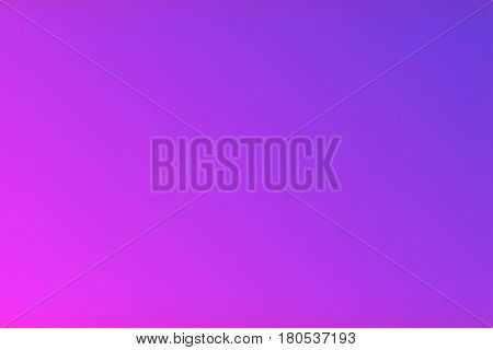 Purple blue Color Gradient Vector Background, Simple form and blend of color spaces as contemporary background graphic