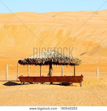 In Oman  Old       Desert