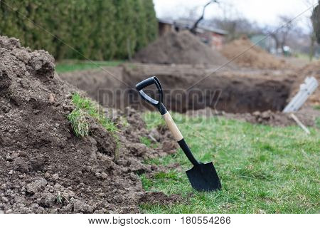 Construction Work.