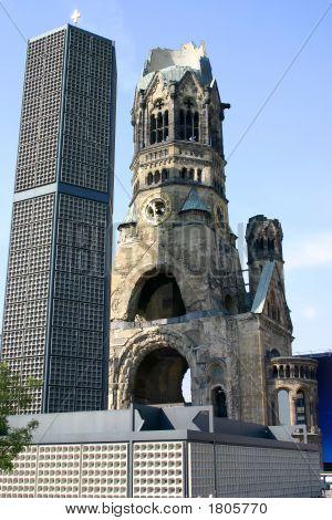 Emperor William Memorial Church, Berlin
