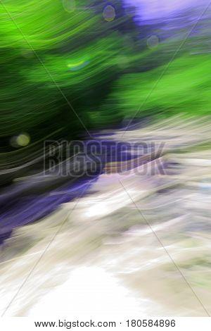 Abstract colour background : motion vertical arrangement