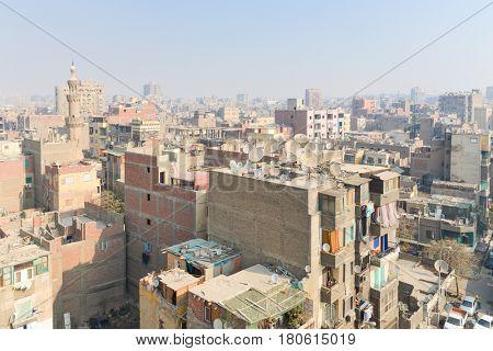 Cairo cityscape - Cairo, Egypt