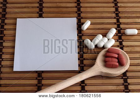 administered drugs bamboo spatula backing paper recipes