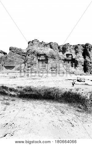 In Iran Near   Persepolis