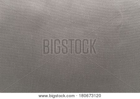 the textured background of fabric or textile material of silvery gray color