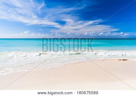 Beach In Dominican Republic, Saona Island