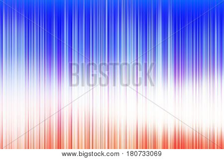White rays of light over blue and red blend to create abstract background
