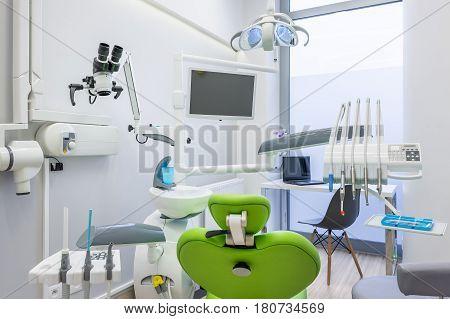 Modern Dental Unit