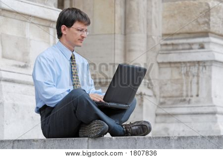 Manager Laptop