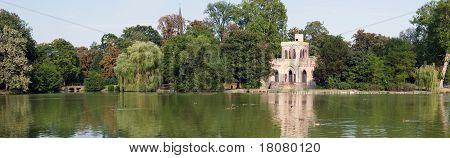 Biebrich Palace Park