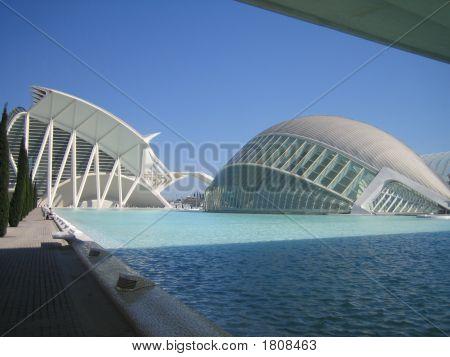 Science Center In Valencia