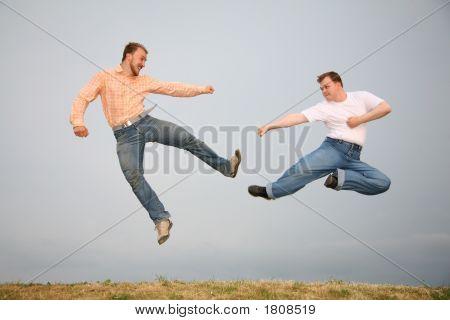 Fight Fly Man