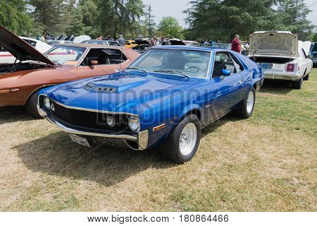 Amc Javelin On Display