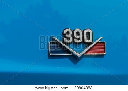 Amx 390 Emblem On Displayr