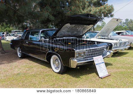 Chrysler Imperial 1966 On Display