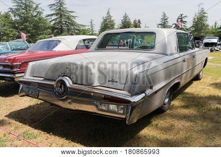 Chrysler Imperial Lebaron On Display