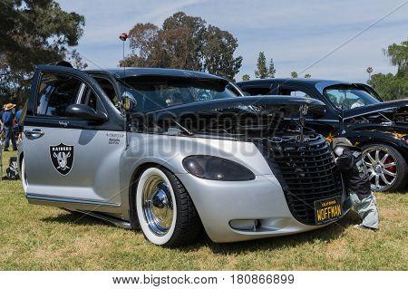 Chrysler Pt Cruiser On Display