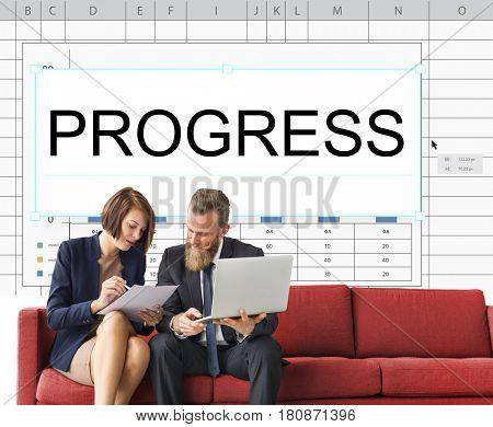 Progress Analysis Strategy Planning Organise