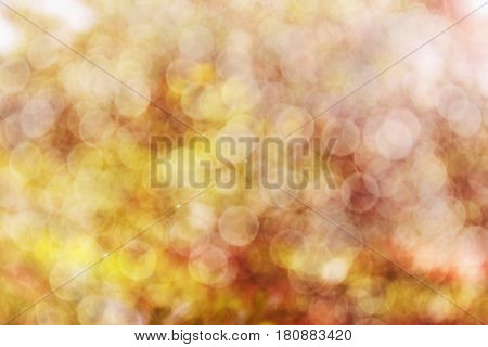 Dreamy Soft Glow Romantic Mood  Abstract Sparkle Bokeh Background