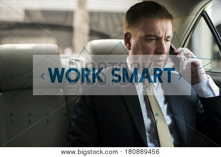Work Smart Not Hard Productive Management